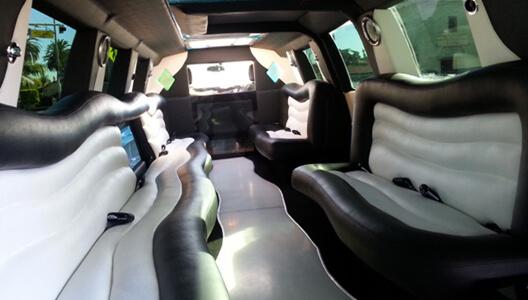 Inside Cadillac Escalade