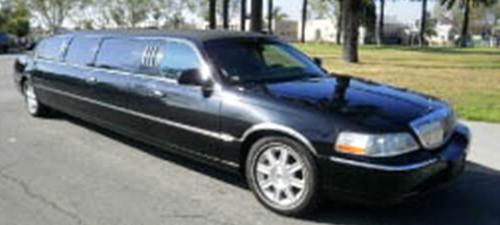 8 Passenger Lincoln