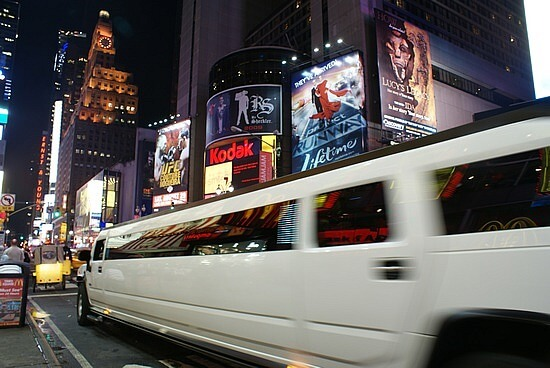 new-york-city-limo Rent Night On The Town Services