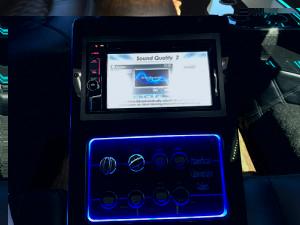 limo controls